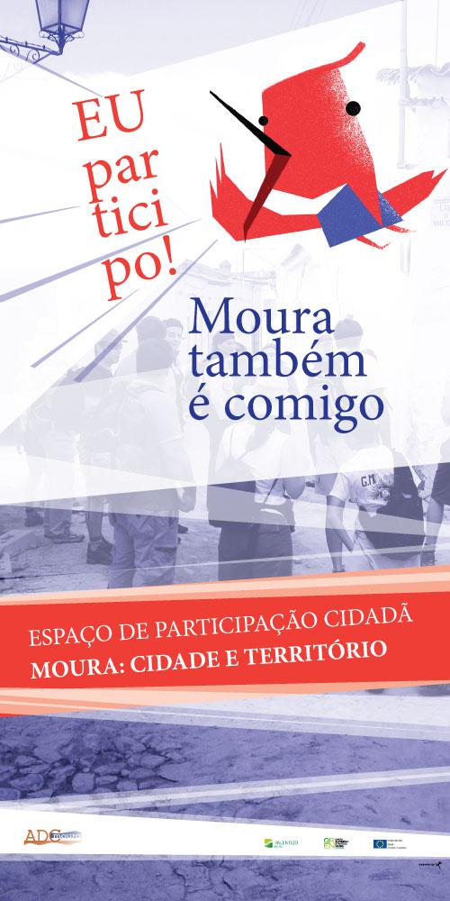 Folheto e cartaz do projecto