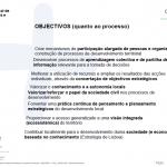 objectivos forum