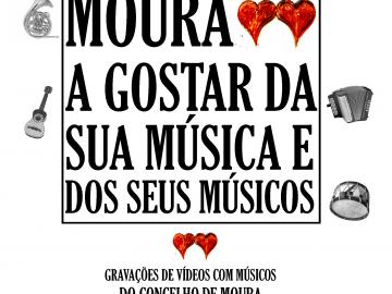 Cartaz musica poruguesa a gostar dela ppia