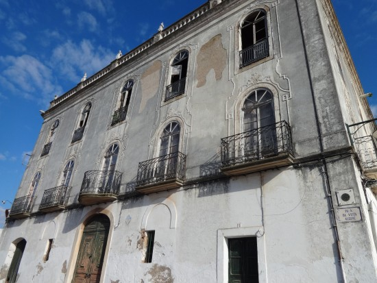Casa das Nunes (nº 4 da Rua da Vista Alegre)