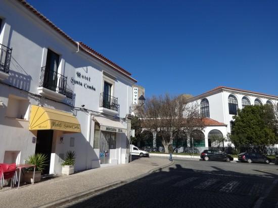 Hotel Santa Comba