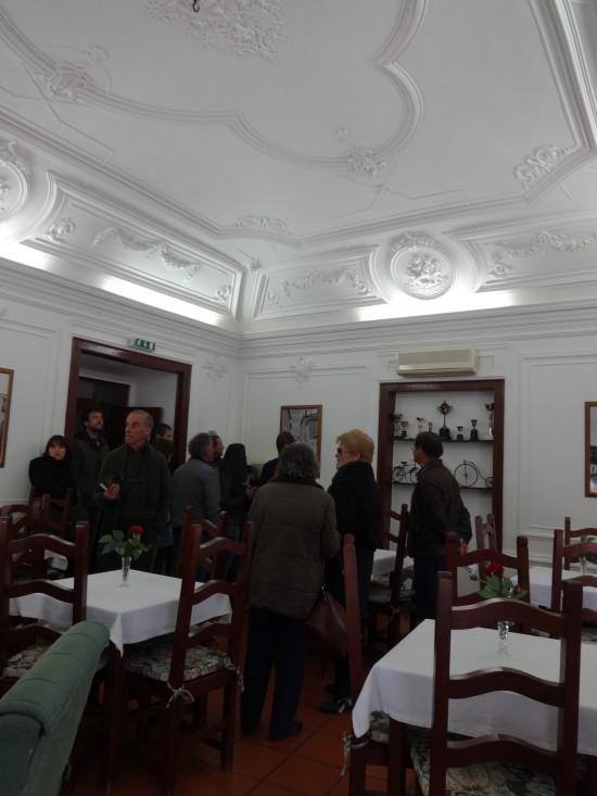 Hotel de Santa Comba – sala de refeições.2